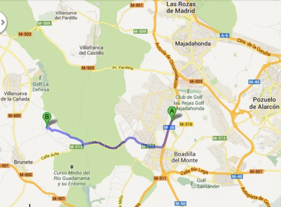 hotel cerca de   La Ermita Hotel Madrid